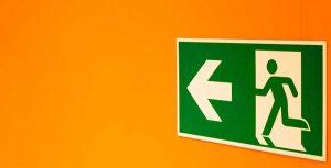 Au plus vos salariés sont formés aux consignes d'évacuation, au plus l'évacuation en cas de sinistre sera efficace !